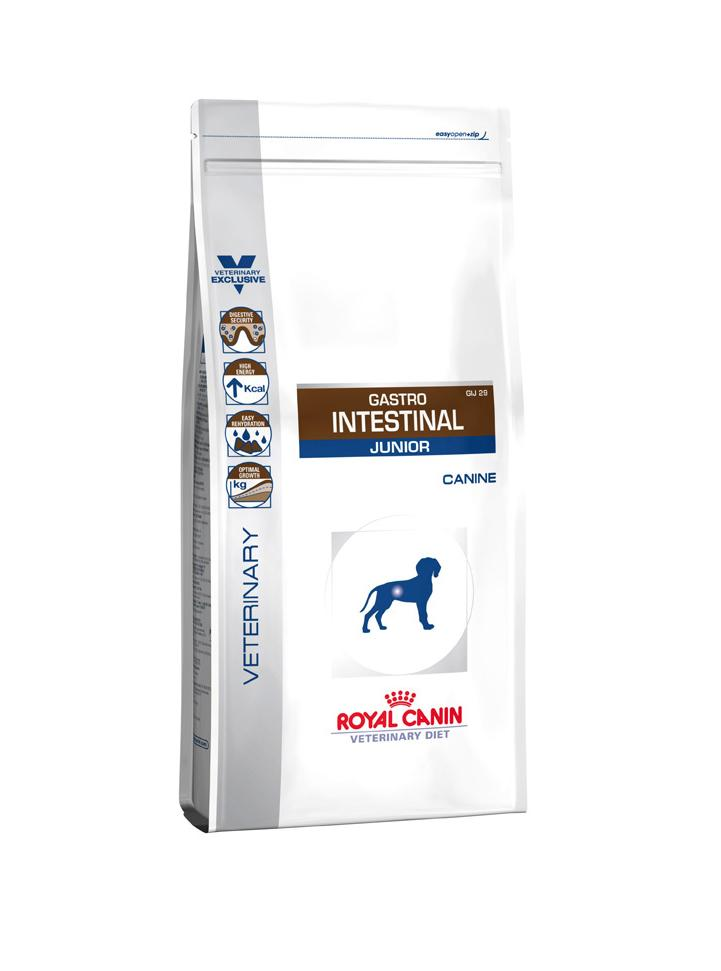 картинка Royal Canin Gastro Intestinal Junior GIJ29 - для щенков