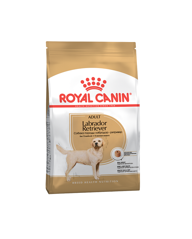 картинка Royal Canin Labrador Retriever 30 Adult-Лабрадор ретривер