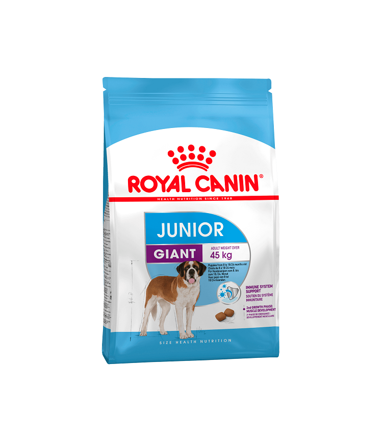 картинка Royal Canin Giant Junior - Роял Канин Джайнт Юниор щенки