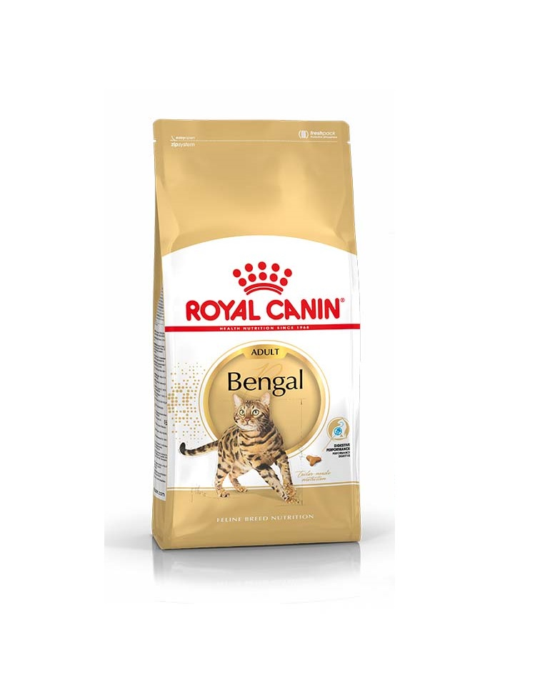 картинка Royal Canin Bengal Adult - корм для кошек породы Бенгальская